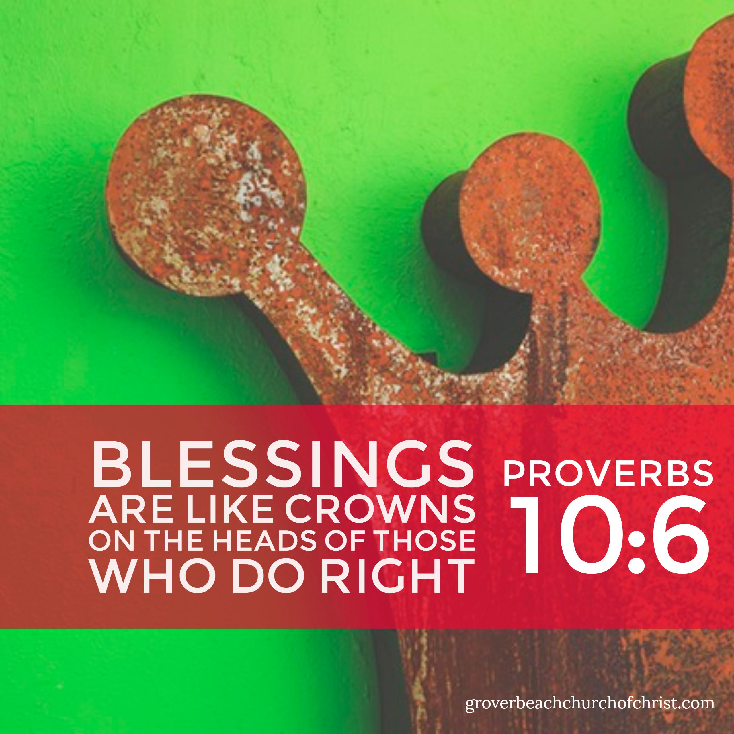 proverbs-10:6-blessings-are-like-crowns