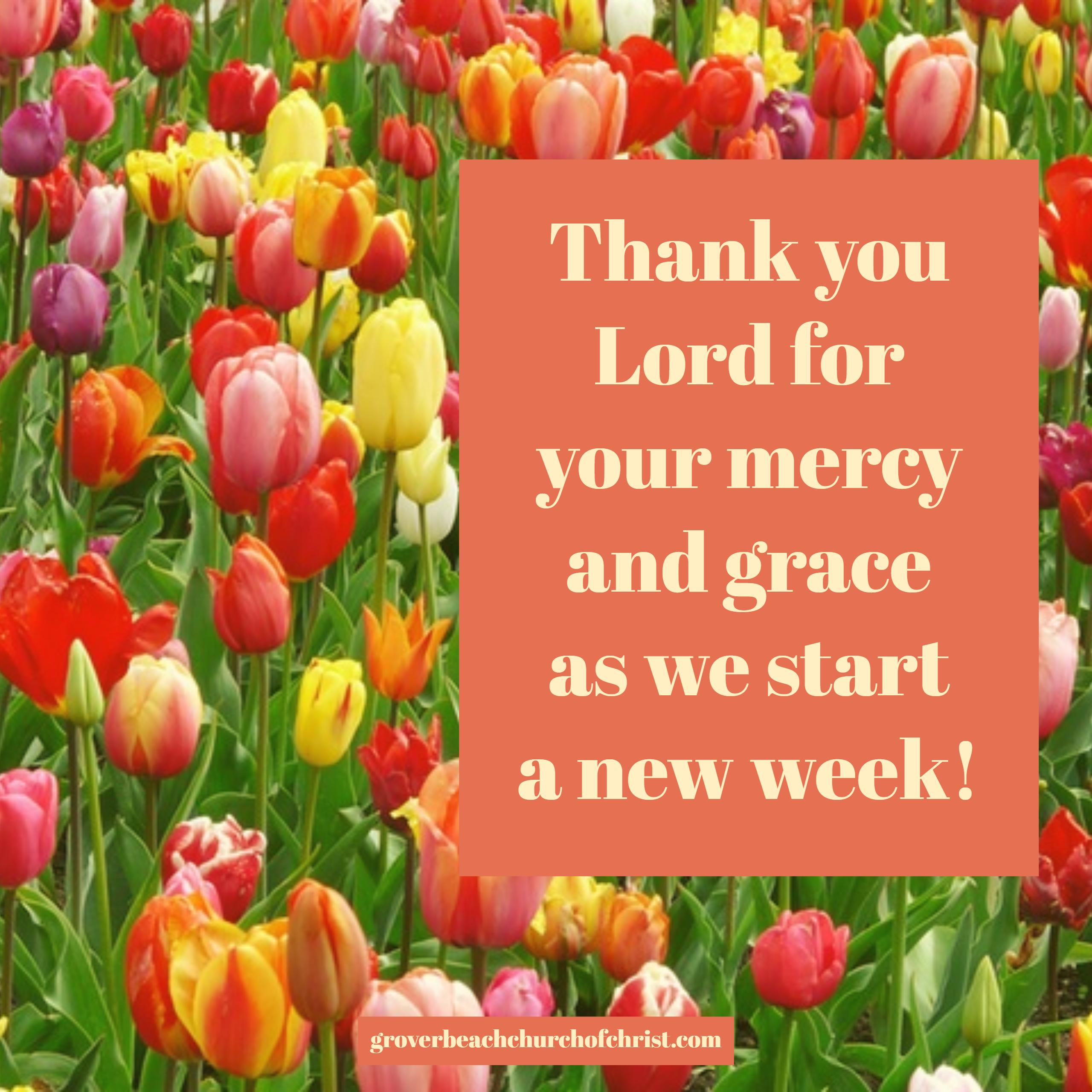 thank-you-lord-new-week